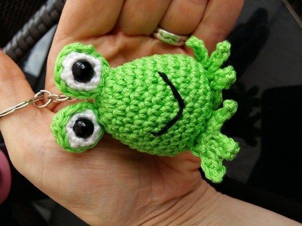 Jetzt Einen Frosch Häkeln Der Kleine Grüne Spielkamerad Ist Nicht