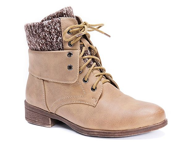 87424c90fe8 Women Ambyr Combat Boot -Light Brown | Products | Brown combat boots ...
