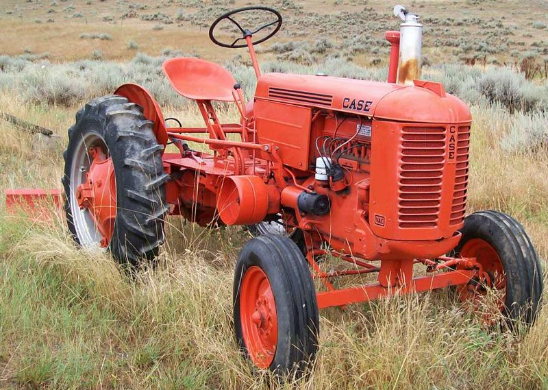 wiring diagram for case vac tractor 1948 case vac wide front farm tractor with eagle hitch for sale  1948 case vac wide front farm tractor