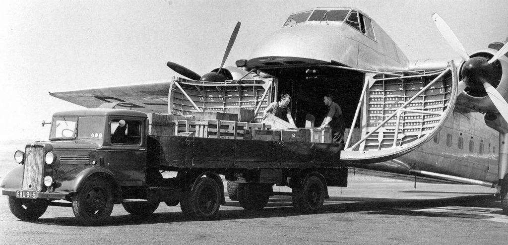 Bristol Aviation History - Bristol Freighter