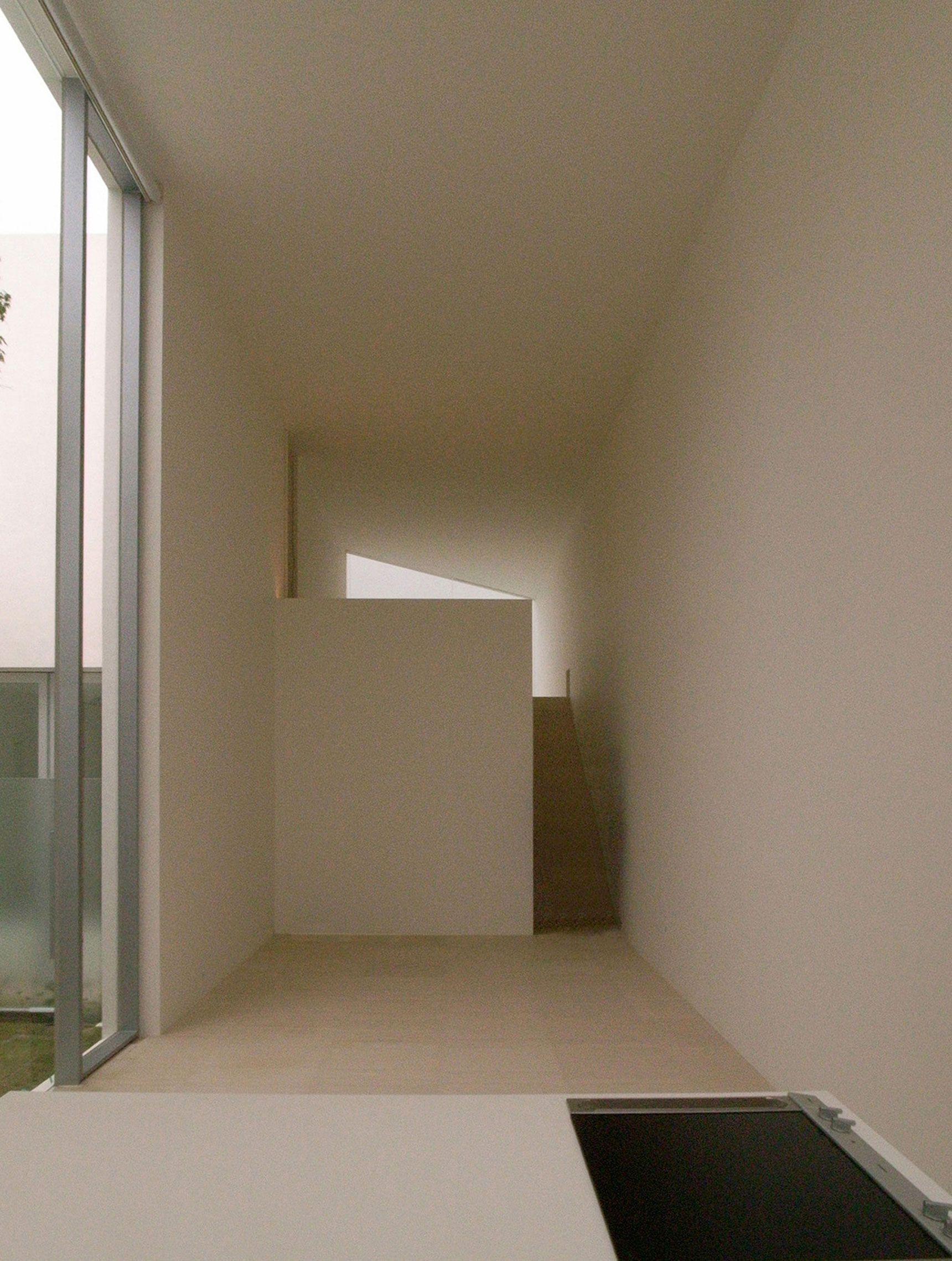 Void House 小川晋一都市建築設計事務所 建築設計事務所 設計事務
