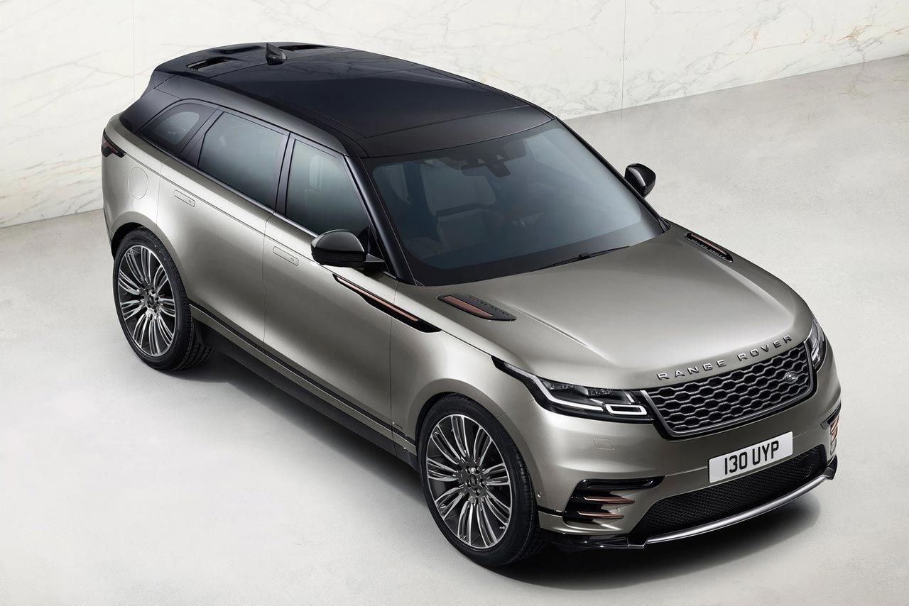 Range Rover Velar Price Revealed For India Range Rover Suv