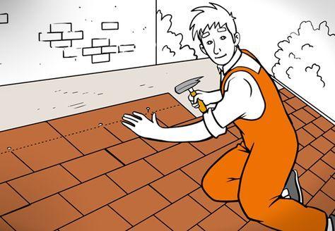 Dach decken mit Wellplatten Schritt für Schritt Diy