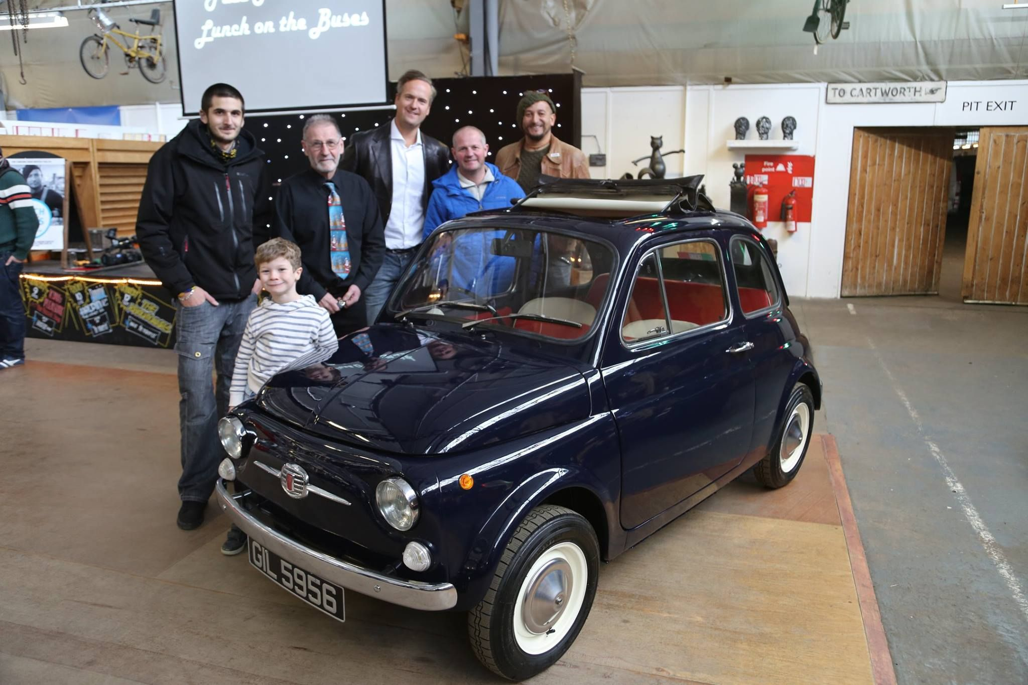 Car Sos Series 5 Episode 1 Tim And Fuzz Re An Iconic 1967 Fiat 500 Which Has Been Rusting Away In A Damp Garage To Its Former Glory For Owner