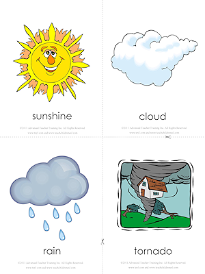 elements of weather flashcards tons of other worksheets for teaching english school and teach. Black Bedroom Furniture Sets. Home Design Ideas