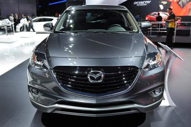 2016 Mazda CX-9 Redesign | Best SUVs | Pinterest | Mazda