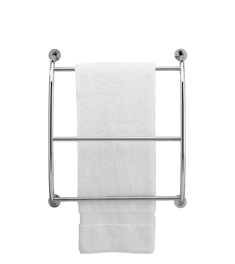 Valsan 57200 Essentials Wall Mounted Towel Rack Valsanbath Com Towel Rack Rack Towel