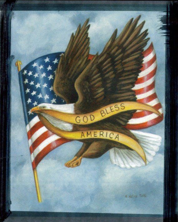 Liberty and Justice For All Patriotic American Pride Holiday Metal Sign