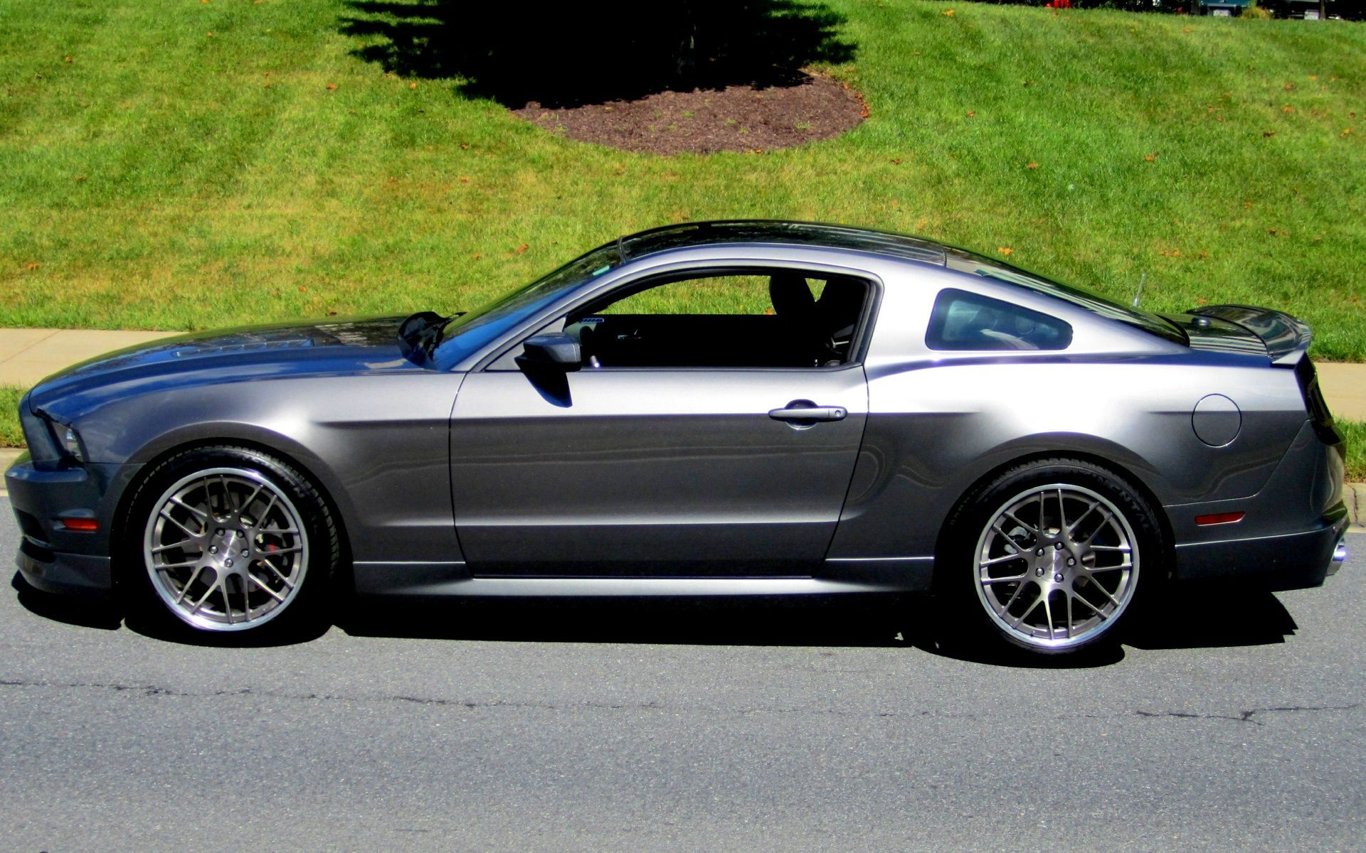 Flemings Ultimate Garage - :: 2013 Ford Mustang GT Supercharged ...