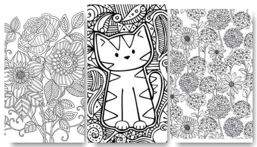 mandalas para colorear jardin secreto imprimir - Buscar con Google