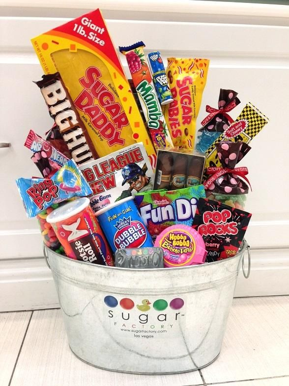 Sugar Factory to Celebrate Dads with Father's Day Gift Basket ...