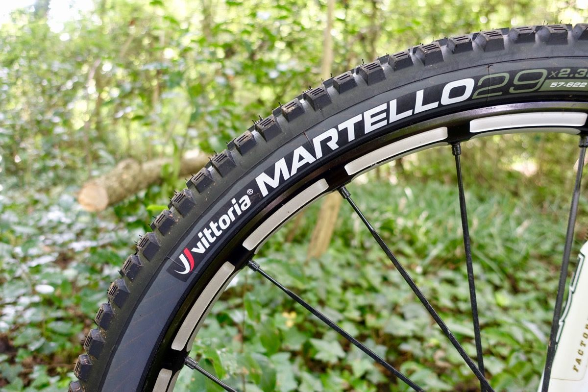 Review The Vittoria Martello Is An Aggressive 29er Mtb Tire