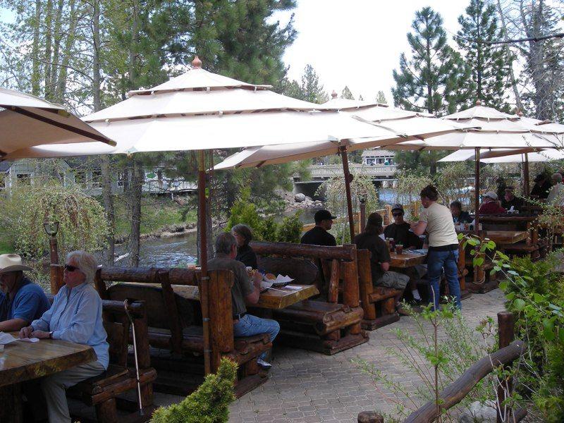 Bridgetender Restaurant In Tahoe City Dating My Husband
