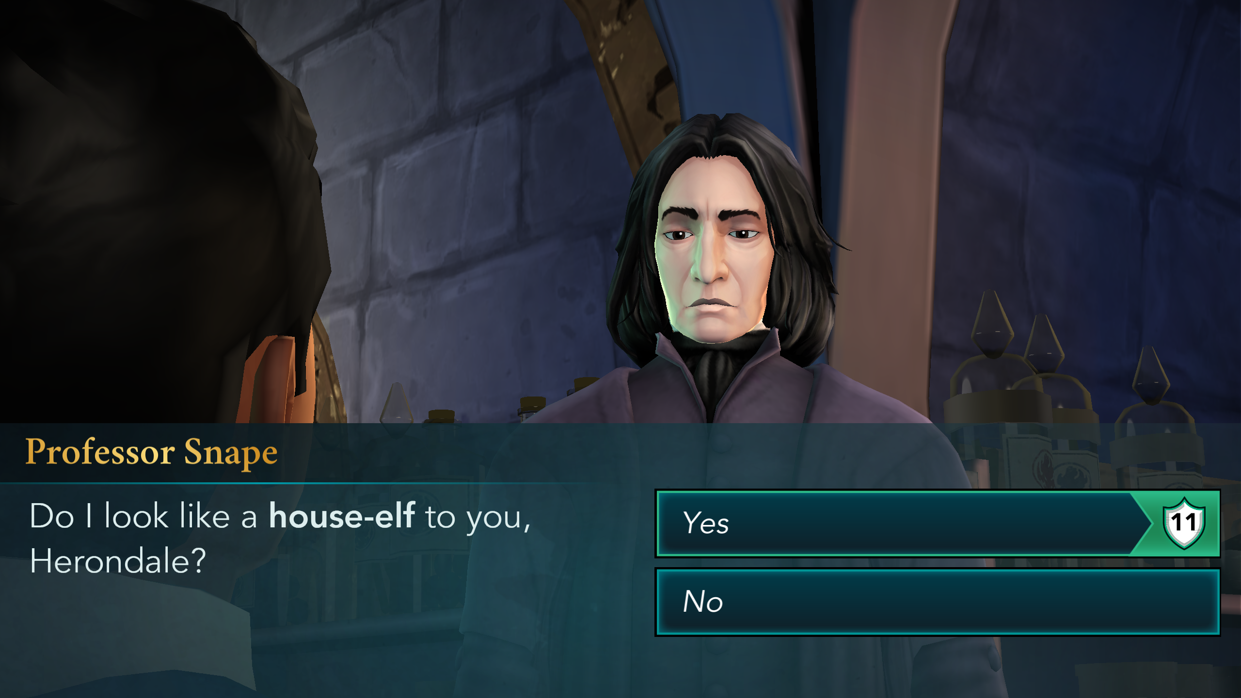 Do You Really Want Me To Answer That Harry Potter Memes Hilarious Harry Potter Games Harry Potter Funny