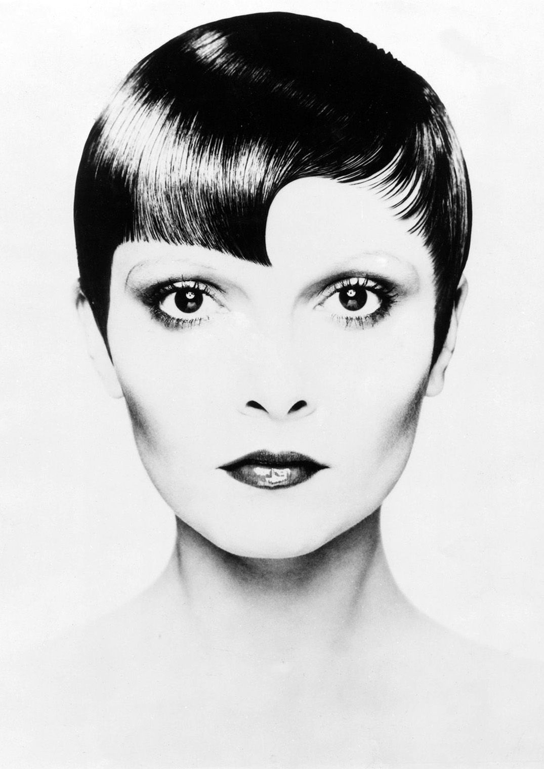 lauraine scrimaglia for vidal sassoon, 1972. | my style