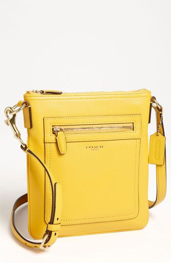 5fa6d5253d COACH  Legacy  Leather Crossbody Bag available at  Nordstrom