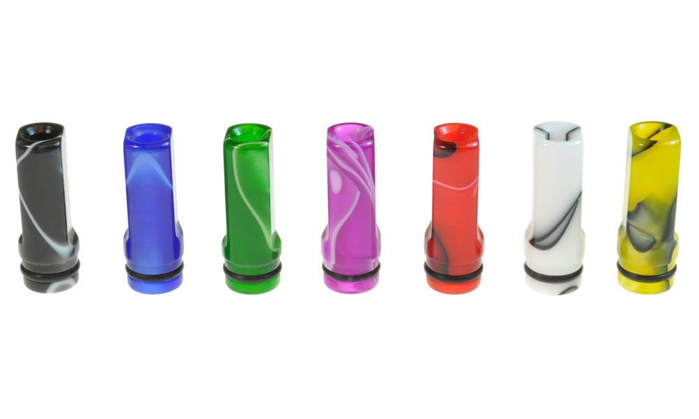 Armerah Flat 510 Drip Tip Ecig Mouthpiece Replacement For