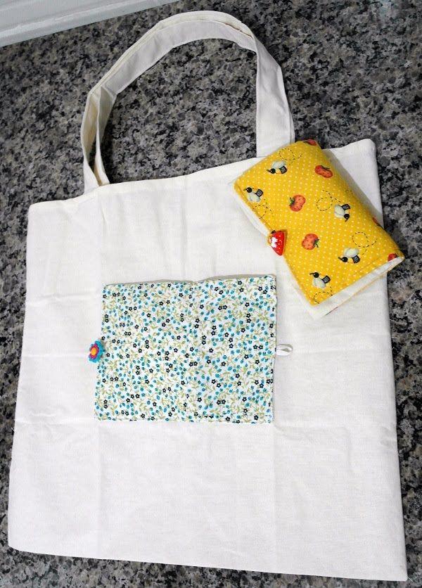 como fazer bolsa carteira   Patchwork   Pinterest   Costura, Bolsos ...