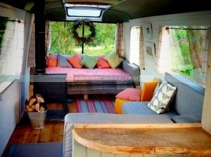 Small space living... If you need to get free and inspiring cool ...