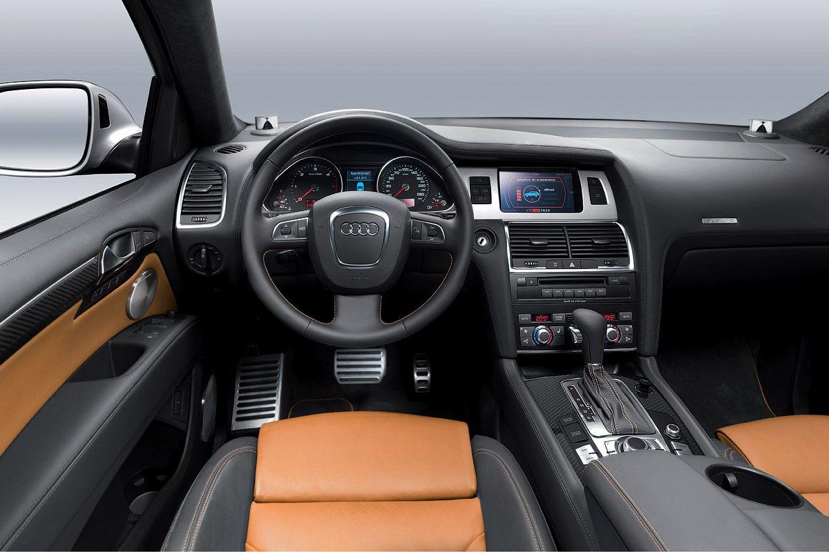 Audi Q7 V12 Tdi Quattro Audi Q7 Audi Q7 Interior Audi