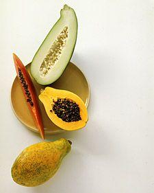 Martha Stewart Papaya Recipes