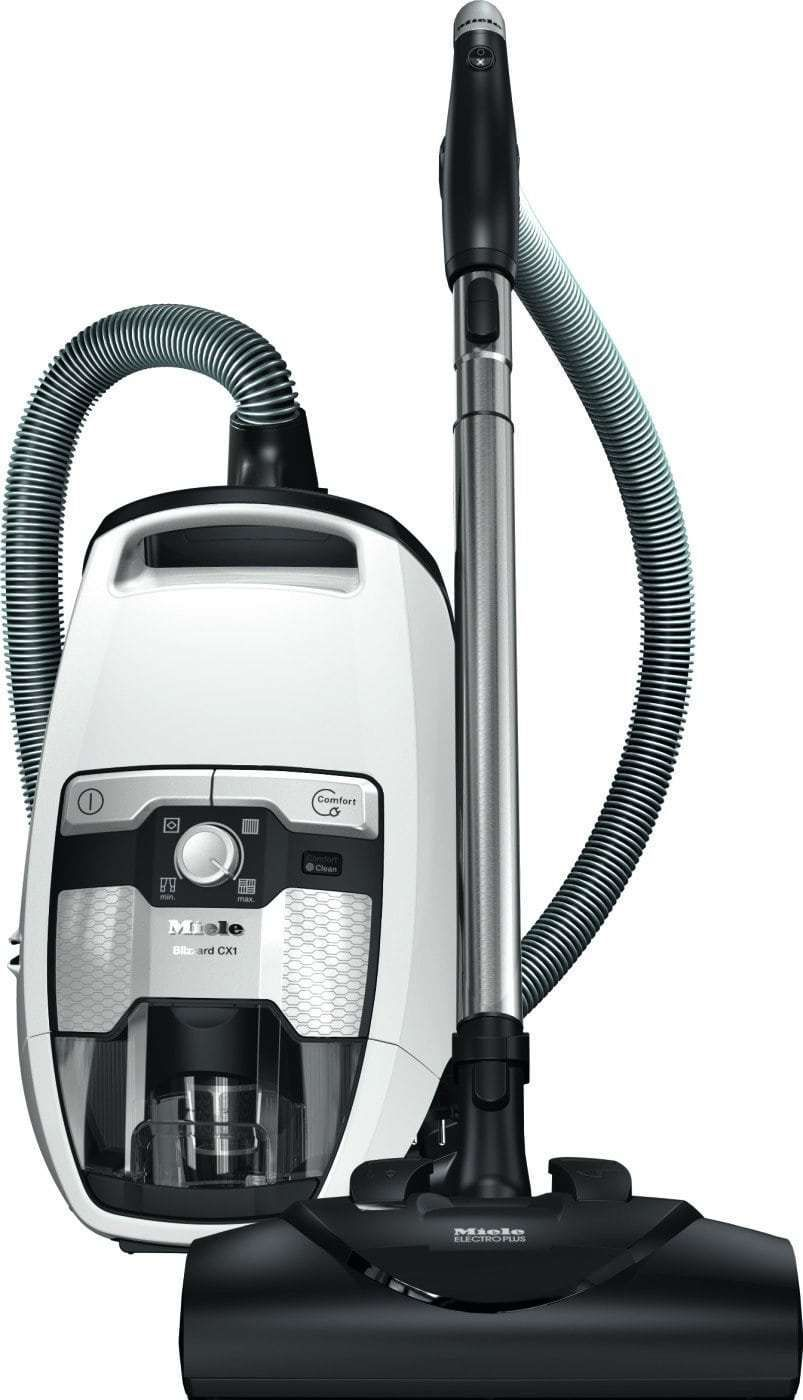 Miele Blizzard Cx1 Review Cat Dog Best Canister Vacuum 2018 With Images Canister Vacuum Cleaner Canister Vacuum Carpet Cleaner Vacuum