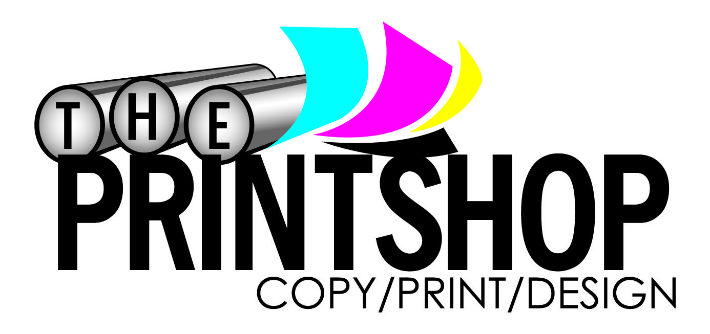 the printshop and copyshop services are very popular these as these rh pinterest com Print Shop Clip Art print shop logo design