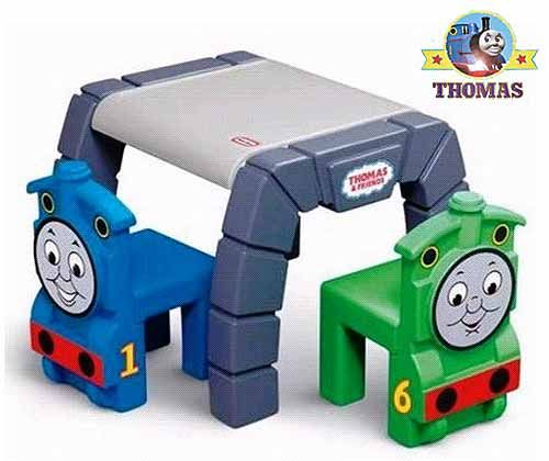 thomas the train table and chairs 1920s rocking chair trian room this adorable little tikes set has