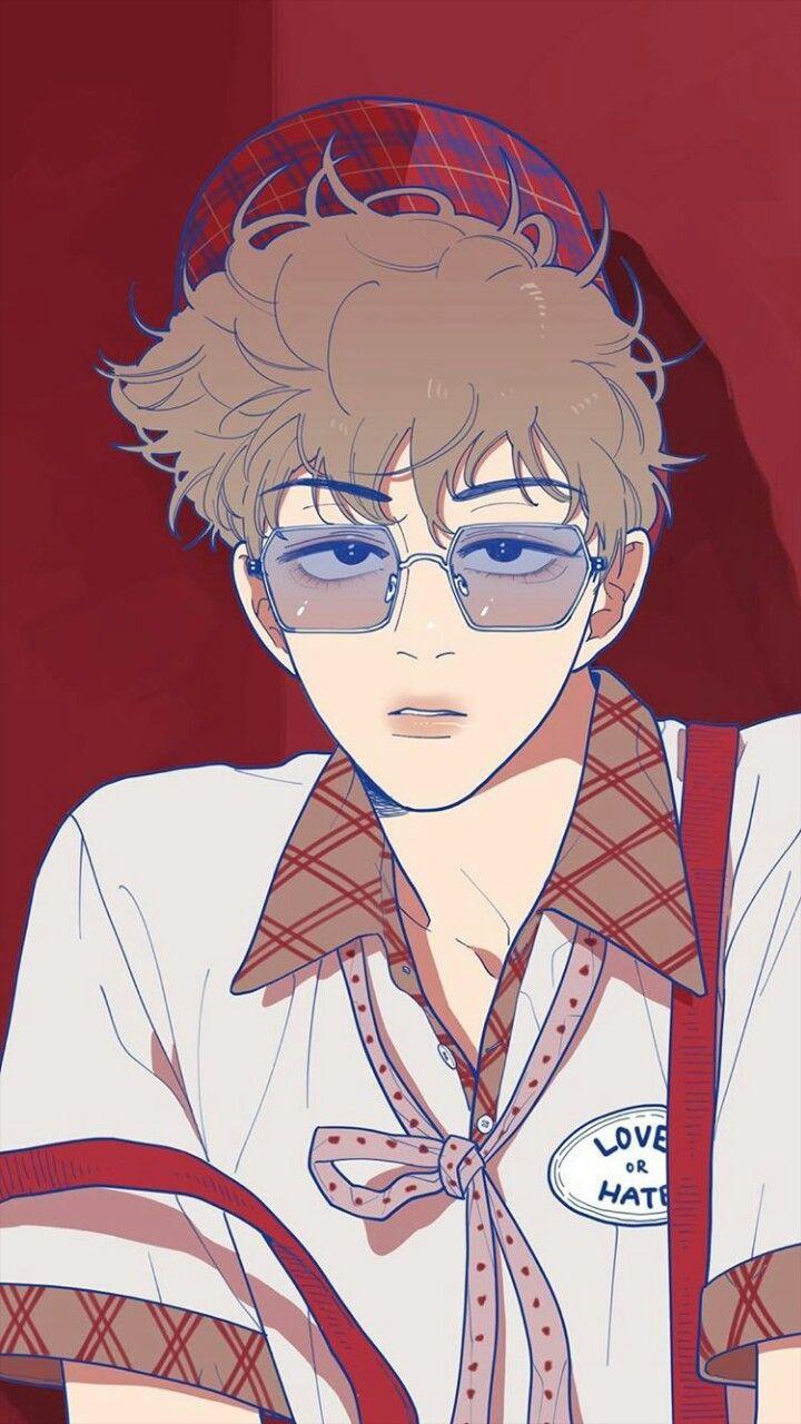 Pin By Keito On Pfp Digital Art Anime Aesthetic Anime Boy Art
