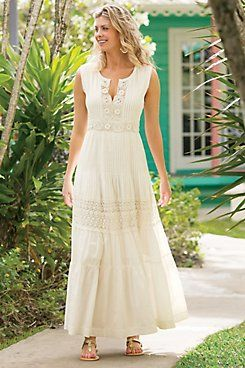 Dominica Dress from Soft Surroundings
