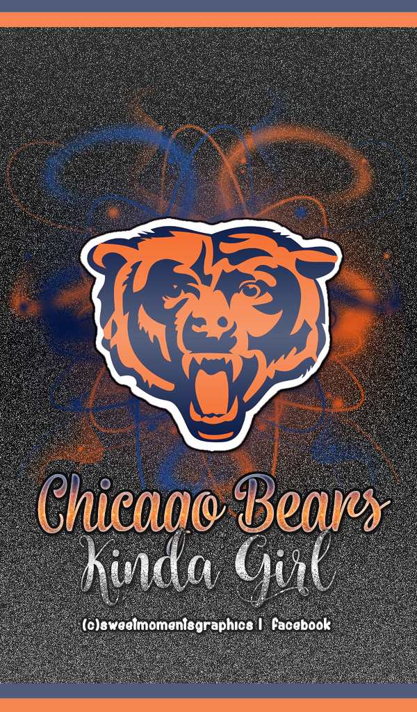 Chicago Bears Phone Wallpaper Sweet Moments Graphics