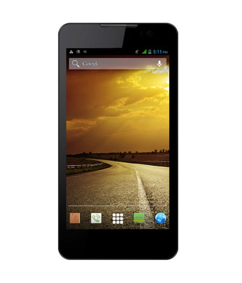 236e8a57e7f Buy Micromax Canvas Blaze HD EG116 black Smartphone At Rs 8699 Lowest  Online Price From Snapdeal Saving Day. Get 57% Discount. Hurry Up Offer  Valid Only For ...