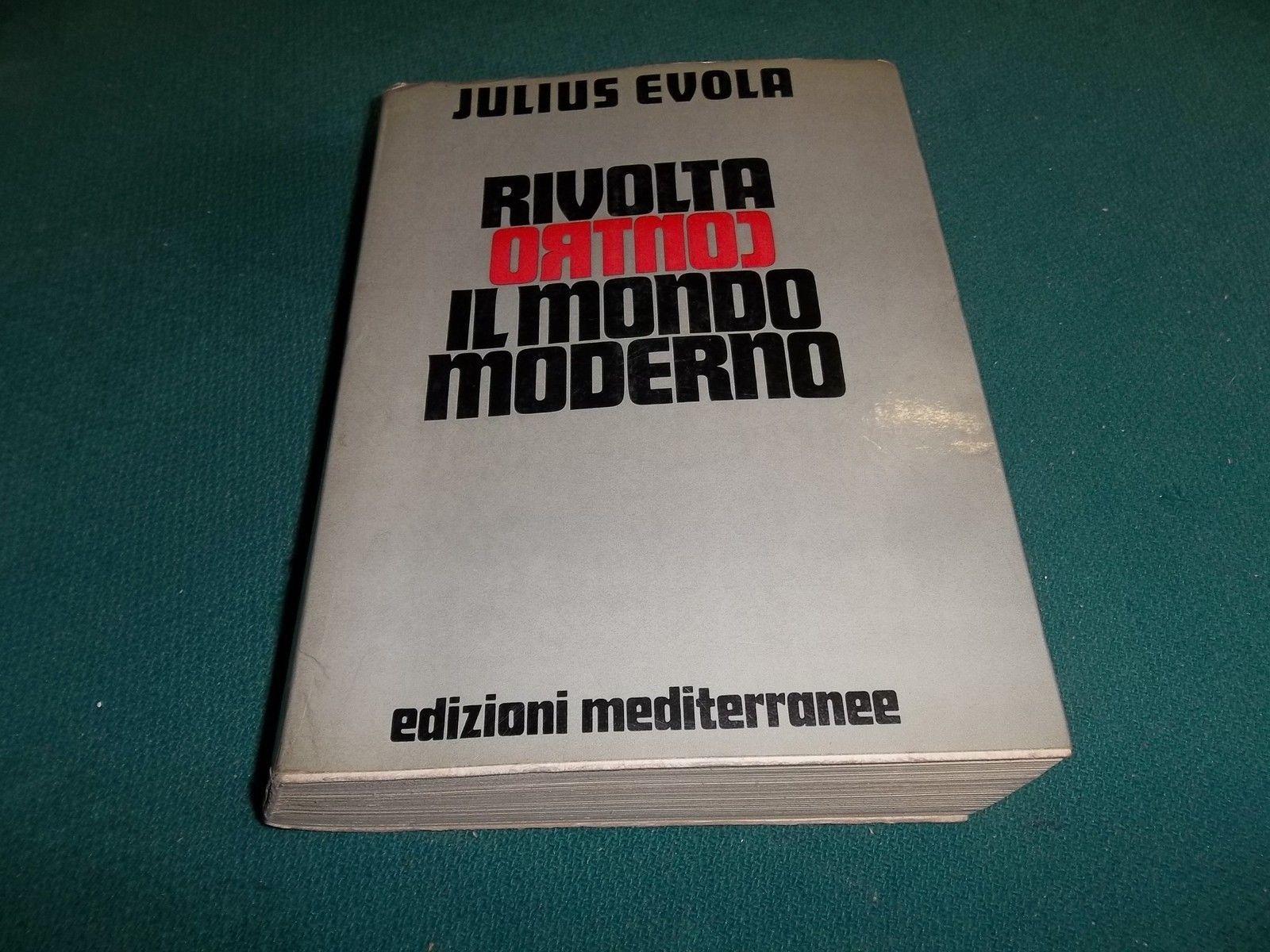 Julius Evola, Mondo, Php, Modern