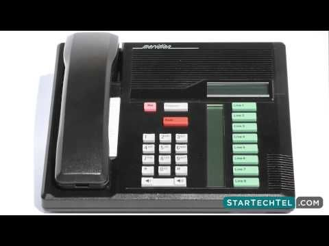 How To Program The Memory Keys On The Nortel M7208 Phone
