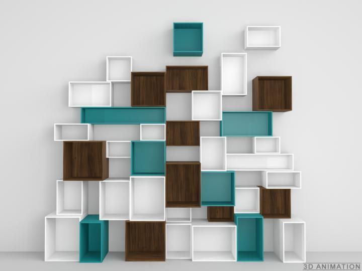 Cubit Shop | Cubit Modular Shelving System www.cubit-shop.com