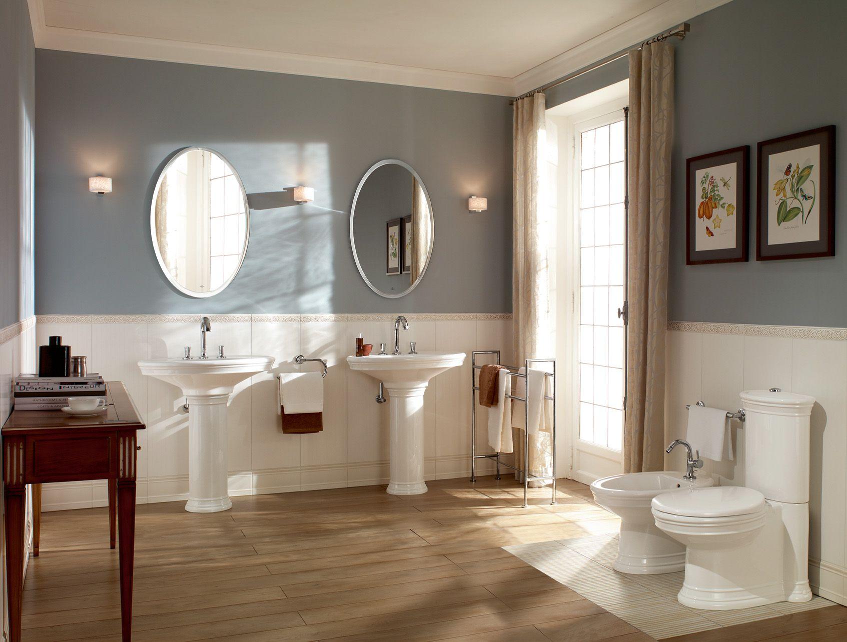 Klassieke badkamer | Klassieke badkamers | Pinterest | Searching