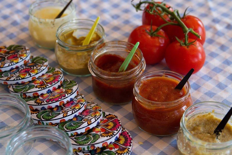 Ketchup Musztarda I Majonez To Trzy Najbardziej Znane Sosy