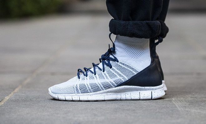 """Nike Free Flyknit Mercurial Superfly """"Pure Platinum"""""""