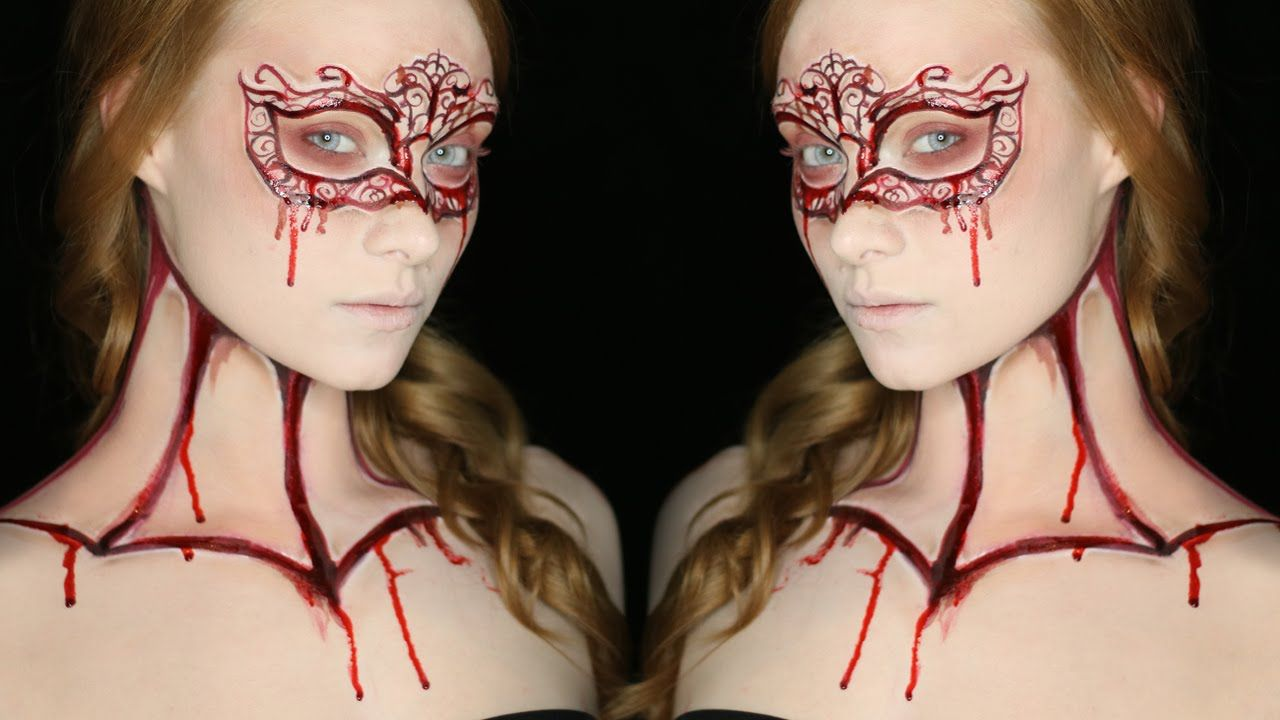 Carved Masquerade Mask | Special FX Series (CC) | Madeyewlook, She ...