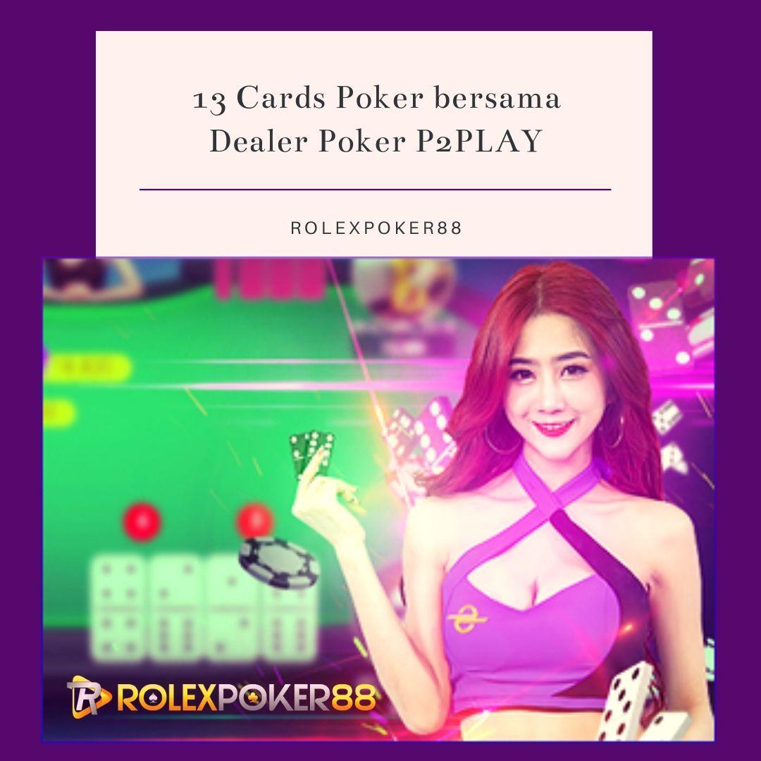 Pin Di Poker P2play