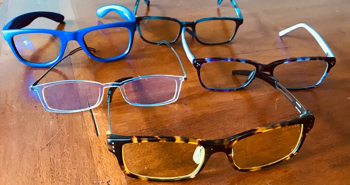 The Best Blue Light Glasses Glasses, Light blue, Glasses