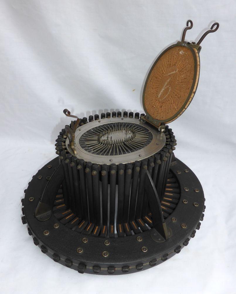 Millinery Head Hat Block Measure Comformateur Machine