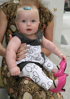 831c7a068 Hot Pink High Heel Baby Shoes - Parenting Fail