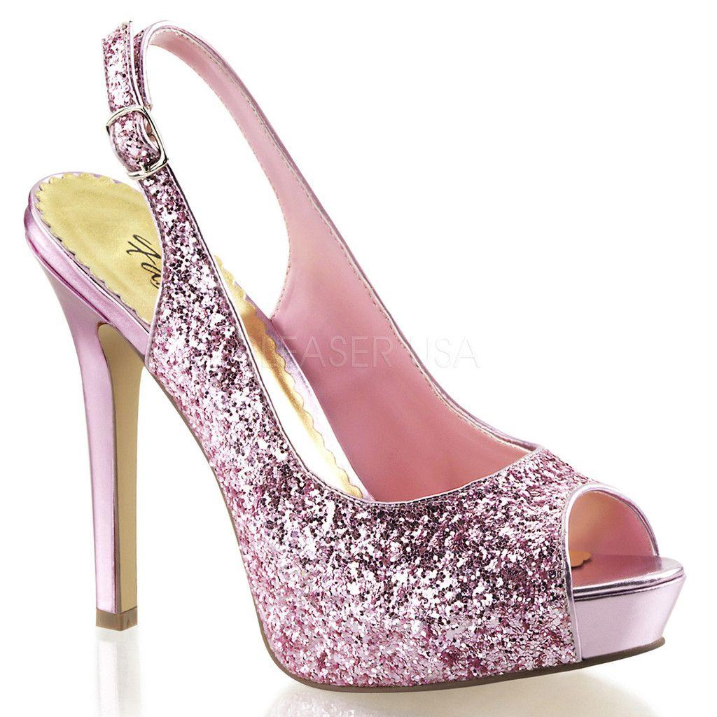 Pink Glitter shoes - Fancy shoes online - Australian shoes | shoes
