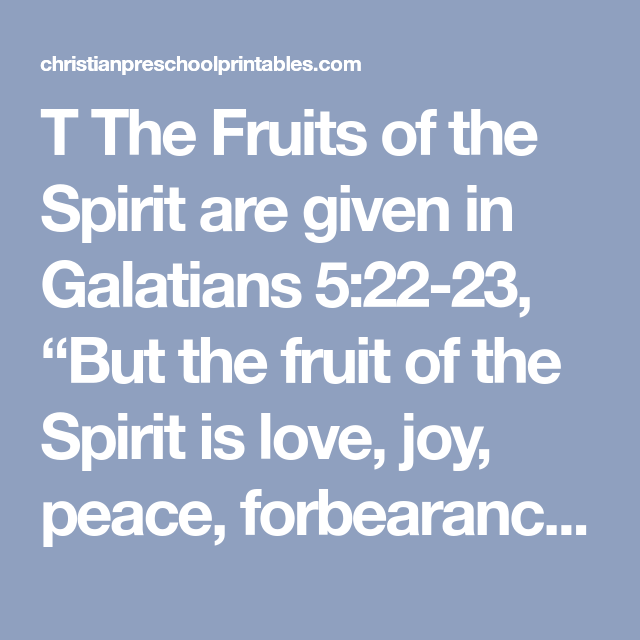 fruits of the spirit bible coloring pages  bible coloring