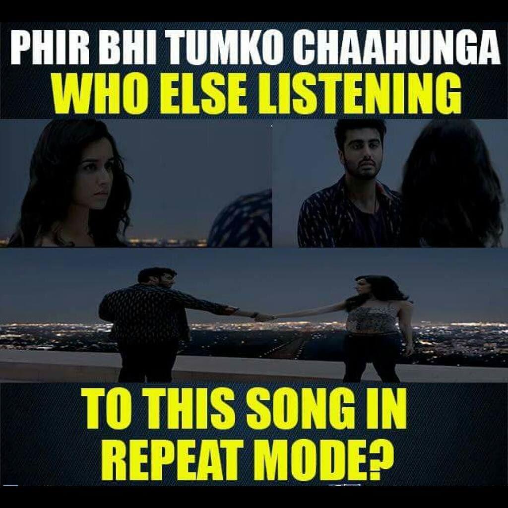 Chahunga Main Tujhe Hardam Hindi Songs: Meinphir Bhi Tmko Chahungi Heart Touching T Lyrics