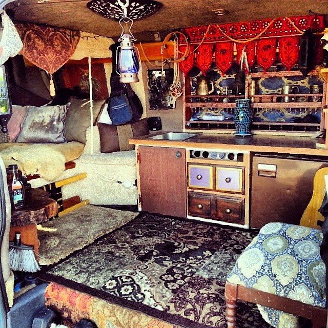 there are so many amazing vans out there love this set up by vancrush for. Black Bedroom Furniture Sets. Home Design Ideas