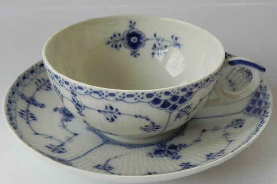 Royal Copenhagen Teacup