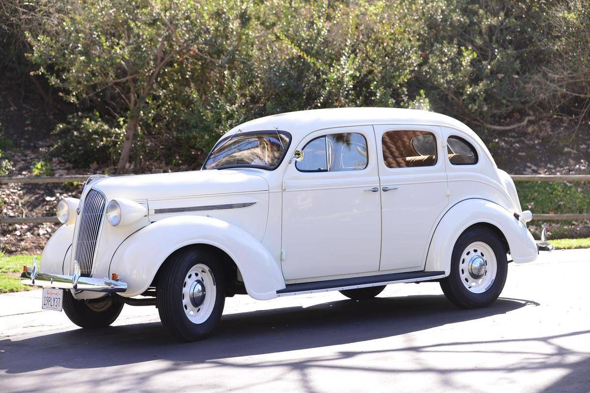 1937 Plymouth P4 for sale #1946332 - Hemmings Motor News
