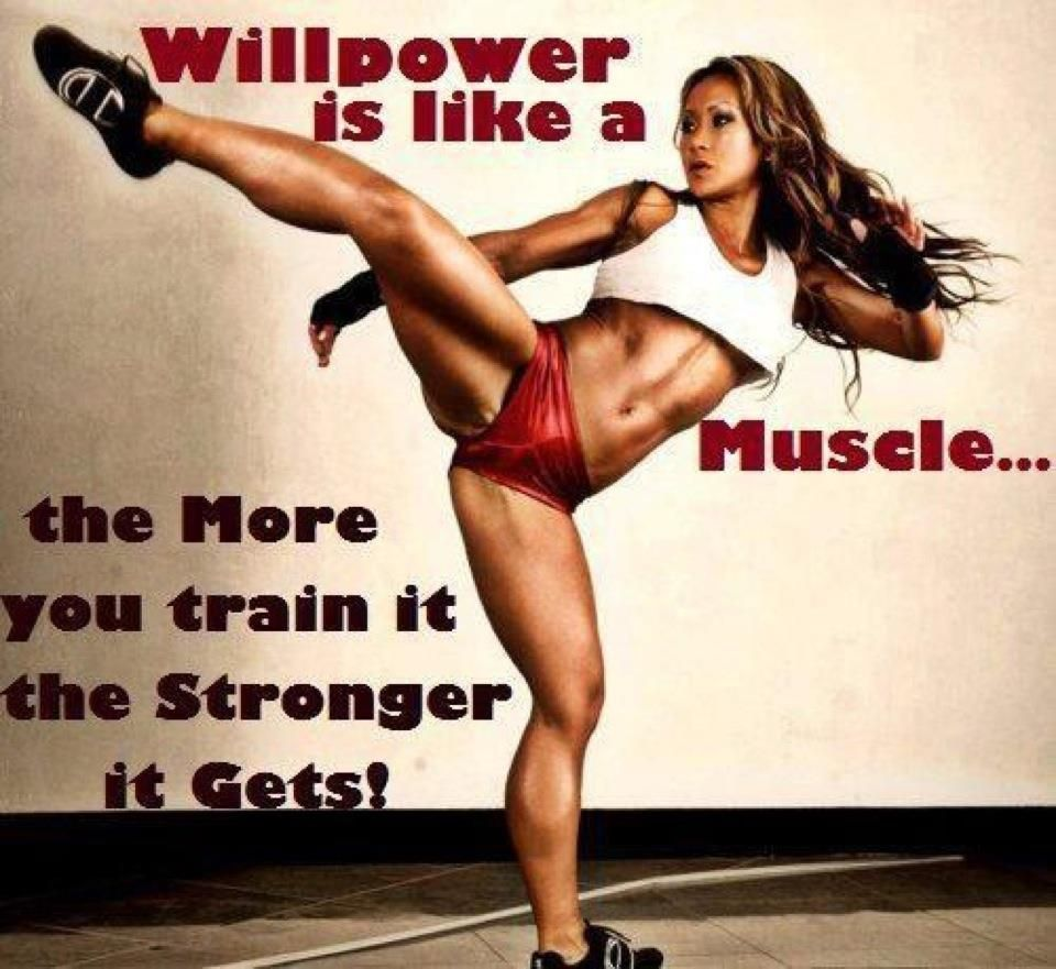 Female Fitness Motivation Posters